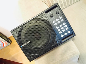 Monitor Tc Helicon Voicesolo Fx150 Pa Efeitos + Bag Original