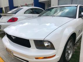 Ford Mustang Lujo V6 Ta - Headers - 2 Líneas De Escape