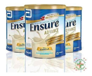 Combo Ensure Advance 850 Gr X 3 Unidades