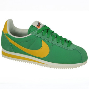 Tênis Nike Cortez Wmns Classic Nylon Premium Xlv Brasil.
