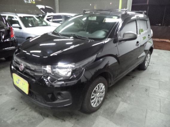 Fiat Mobi Drive 1.0 Flex 2017 Preto