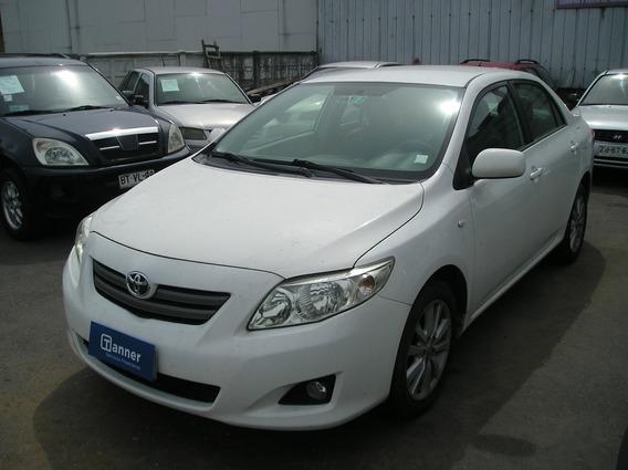 Toyota Corolla 1.8 Gli Auto Full Llantas 2010 Oferta !!!