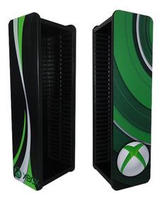 Porta Jogos Playstation 4 Xbox One Para 30 Jogos