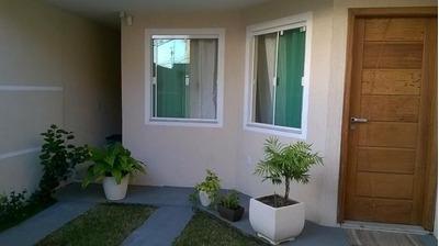 Casa Duplex Com 140m² De Área Construída - 0086