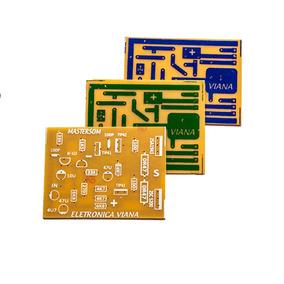 Placa Para Montar Amplificador 100w Rms C/ C5200 E A1943