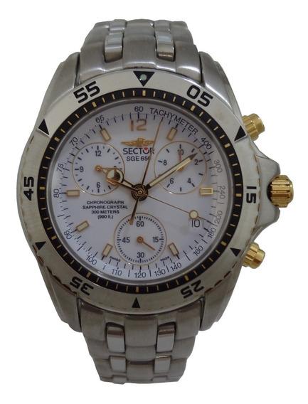 Relógio Sector Sge 650 Chronograph R2653960017