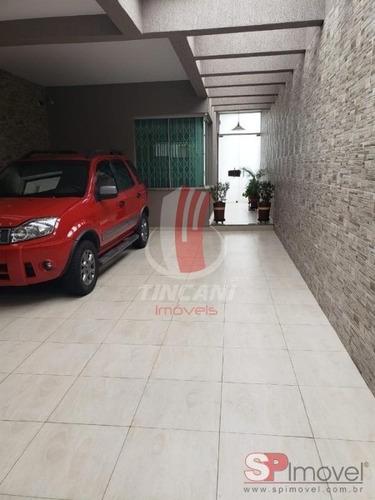 Imagem 1 de 24 de Sobrado Para Venda No Bairro Vila Zelina, 3 Suítes, 4 Vagas, 210 M - 6190