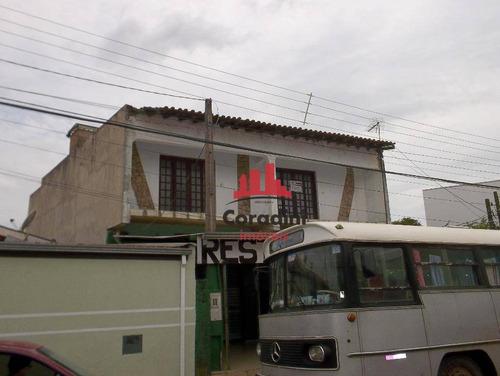 Imagem 1 de 15 de Casa Com 2 Dormitórios Para Alugar, 114 M² Por R$ 1.000,00/mês - Jardim Brasil - Americana/sp - Ca2353