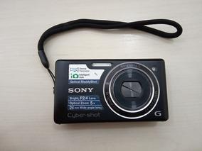 Câmera Fotográfica Digital Sony Dsc-w380 - Usada