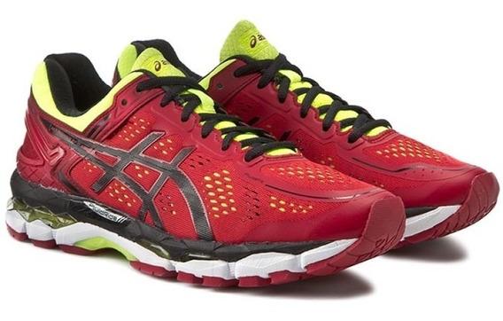 Tenis Asics Gel Kayano 22 Correr Running Gym Nimbus