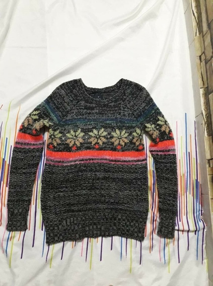 Al Sweaters American Eagle Mujer M N-polo Hilfiger Lacoste