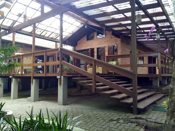 Casa Em Condominio - Chacaras Embu Colonial - Ref: 6420 - V-6420