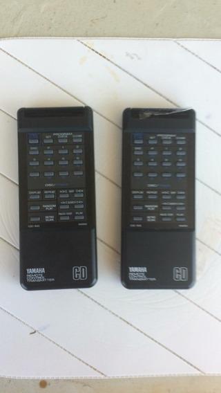 Controle Yamaha Vbh04550 ,cdc-500p/ Cd Rx-1050 Cd Players
