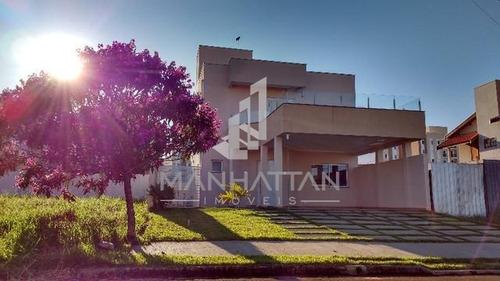 Imagem 1 de 17 de Casa À Venda Em Residencial Real Parque Sumaré - Ca005278