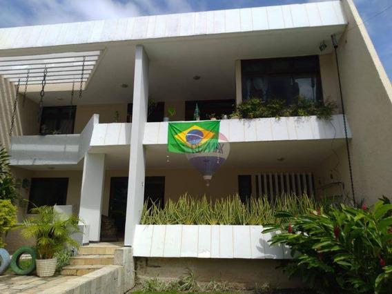 Casa Com 6 Dormitórios À Venda, 350 M² Por R$ 1.450.000,00 - Candeias - Jaboatão Dos Guararapes/pe - Ca0386