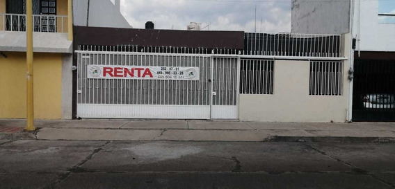 Casa En Renta Las Americas Aguascalientes, Aguascalientes