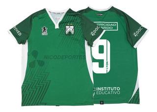 Camiseta Ferro Carril Oeste Lyon Titular 2020 + Numero