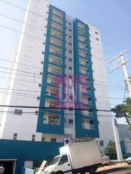 Apartamento Com 3 Dormitórios À Venda, 75 M² Por R$ 430.000 - Jardim Santo Antônio - Santo André/sp - Ap1710