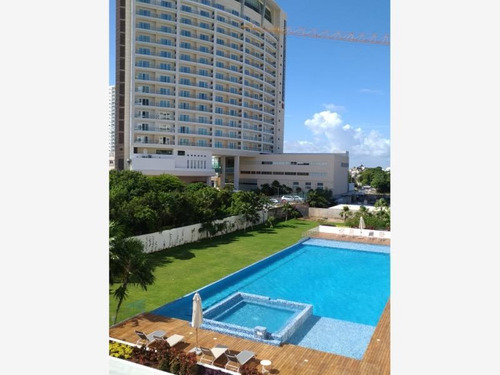 Imagen 1 de 12 de Departamento En Venta Brezza Towers En El Table Zona Hotelera Cancun