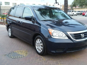 Honda Odyssey Exl Minivan Cd Qc At 2009