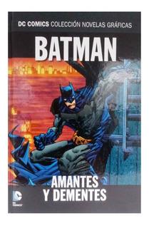 Dc Comic Novelas Graficas Nº 93 Amantes Y Dementes