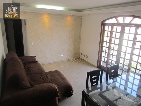 Apartamento Com 2 Quartos (1 Suíte) E 1 Vg No Rudge | M1947