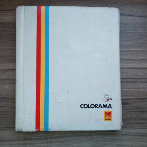 Imagem 1 de 8 de Álbum De Fotografias Kodak  Anos 80  Original Colorama