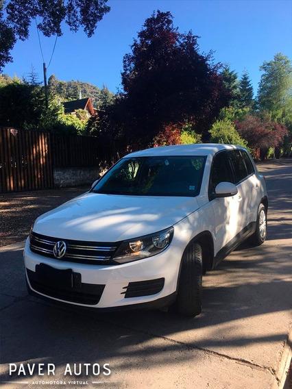 Volkswagen Tiguan 1.4 Tsi Año 2014