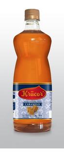 Jarabe Syrup Krucor Caramelo Cafetería Y Coctel Cuota S/inte