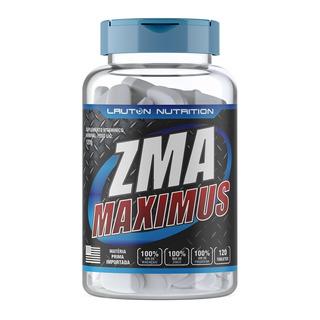 Zma Maximus 1000mg 120 Tabs Super Concentrado Lauton