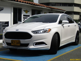 Ford Fusion Titanium At 2000 Turbo