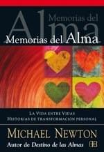 Memorias Del Alma, Michael Newton, Arkano Books
