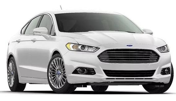 Engate Reboque Ford Fusion 14 2015 2016 2017 2018 2019 Fixo