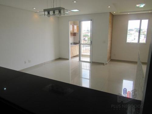 Apartamento À Venda Em Vila Helena - Ap007933