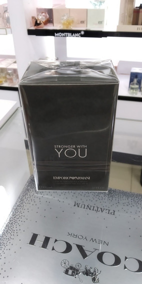 Stronger With You Edt Man 100ml