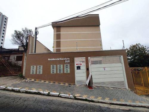 Imagem 1 de 21 de Apartamento Com 2 Dormitórios À Venda, 41 M² Por R$ 199.000,00 - Itaquera - São Paulo/sp - Ap5731