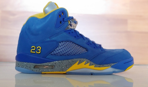 Jordan Retro 5 Jsp Laney Varsity Royal.