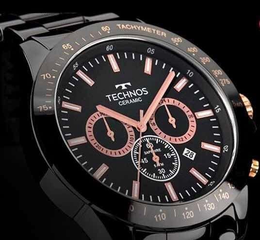 Relógio Technos - Ref Js25bu/4p