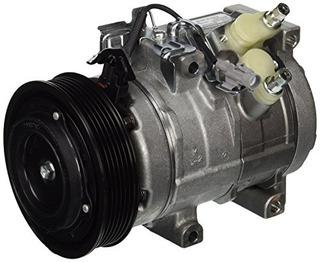 Denso 4711010 Nuevo Compresor Con Embrague
