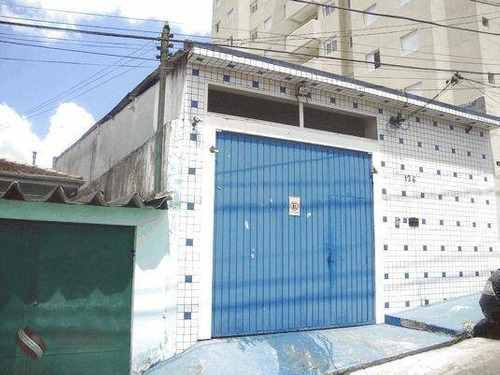 Terreno Residencial À Venda, Vila Santana, São Paulo - Te0014. - Te0014