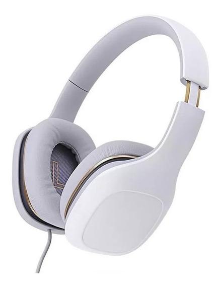 Fone De Ouvido Xiaomi Mi Headphones Comfort Branco