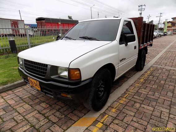 Chevrolet Luv Tfr 2.3cc Mt Aa 4x2