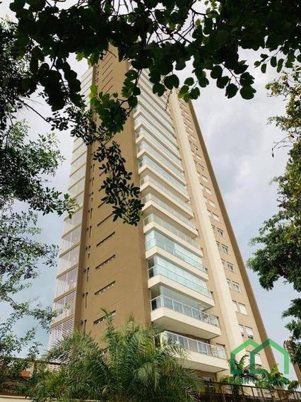 Apartamento Com 3 Dormitórios À Venda, 213 M² Por R$ 2.600.000,00 - Cambuí - Campinas/sp - Ap1386