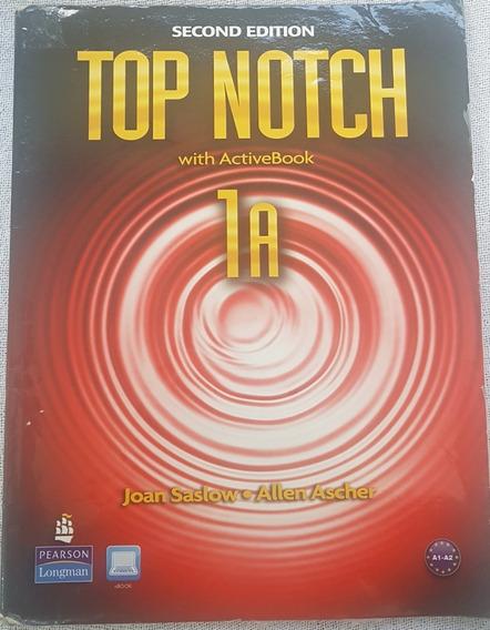 Top Notch With Activebook 1a Br