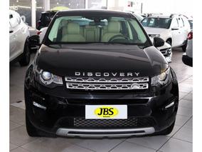Discovery Sport 2.2 16v Sd4 Turbo Diesel Hse 4p Automático