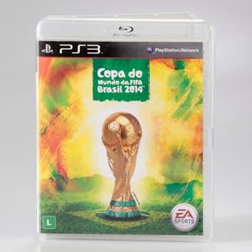 2014 Fifa World Cup Brazil / Playstation 3 Jogo Original