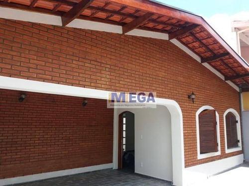 Casa Com 2 Dormitórios À Venda, 150 M² Por R$ 488.000,00 - Parque São Quirino - Campinas/sp - Ca2292