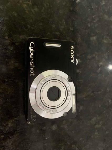 Câmera Fotográfica Cybershot