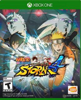 Xbox One Naruto Shippuden: Ultimate Ninja® Storm 4