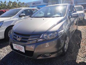 Honda City 1.5 Lx 16v Flex 4p Aut 2010
